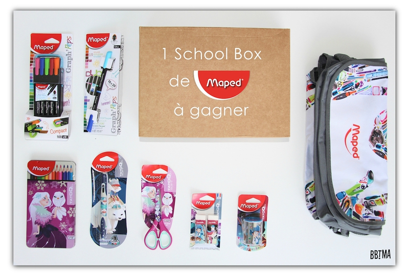 School box maped crayon bbtma blog parents enfant rentrée classe école cartable liste scolaire 1