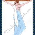 CF CG croix fleur de lys