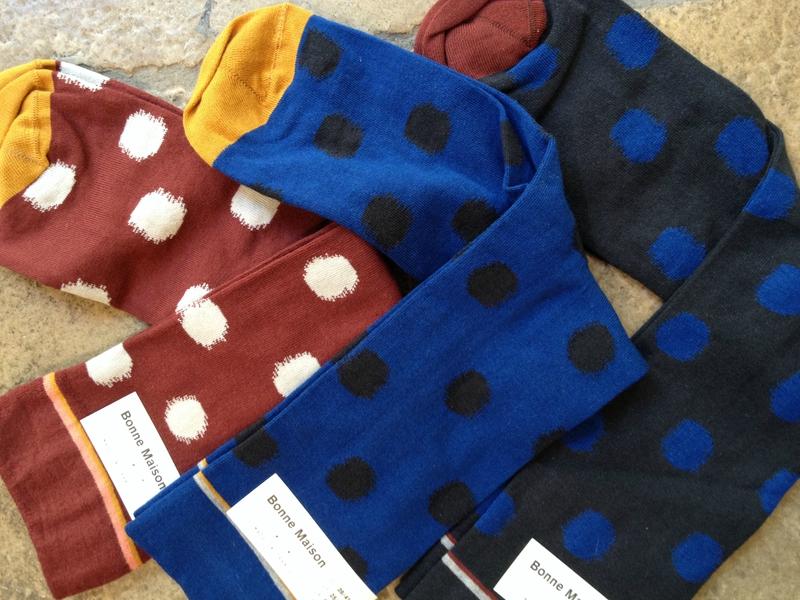 Chaussettes Bonne Maison oct 2014 Boutique Avant-Après 34000 Montpellier (4)