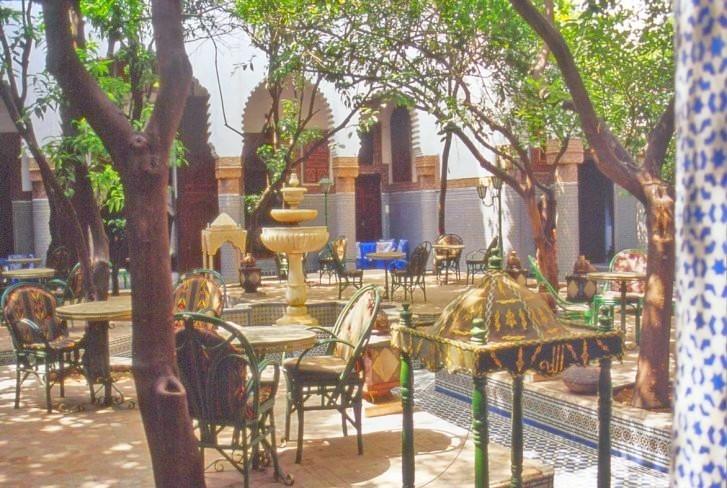 Jardins+Terrasse Fes