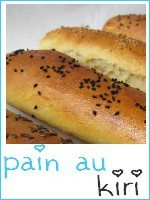 Copie de pain au kiri - index