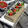 Papeton d'aubergine (flan d'aubergine avignonnais)