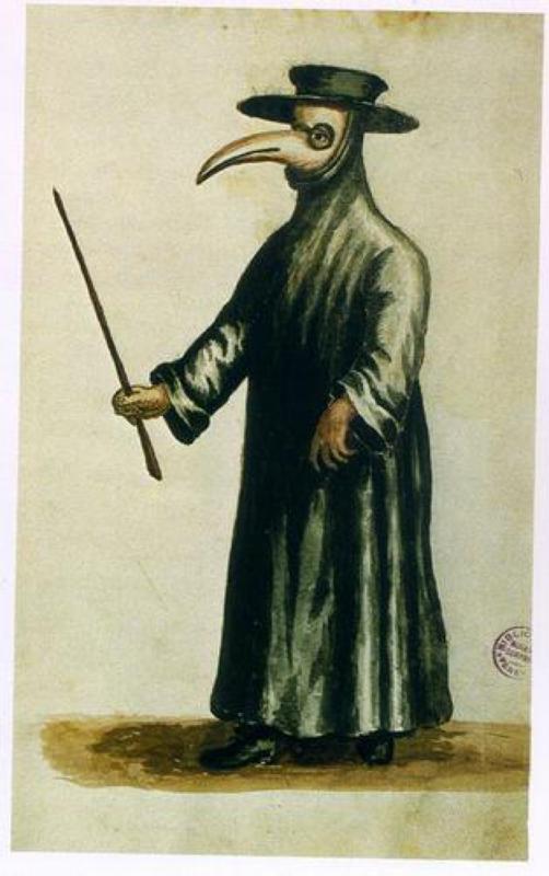 Médecin corbeau