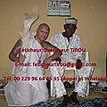 Puissant maître voyant féticheur guérisseur africain