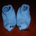 Petits chaussons layette