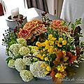 Bouquet du week end,