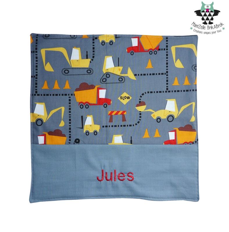 Serviette de table Jules 18 09 14