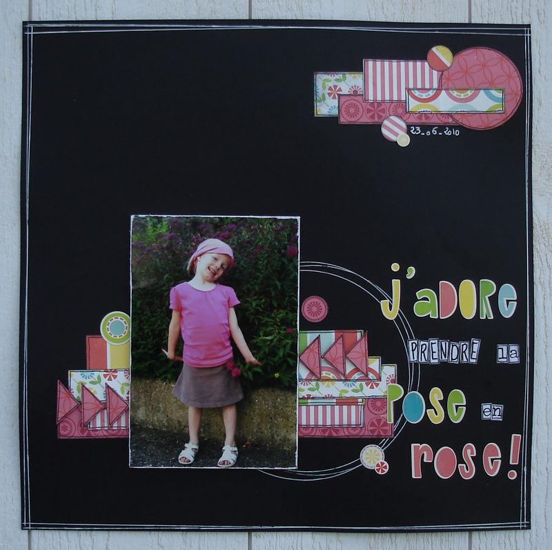 page de Marie-Anne