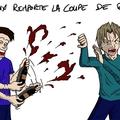 Bordeaux remporte la coupe de france