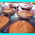 Mousse au chocolat et carambar