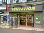 Tentation magasin