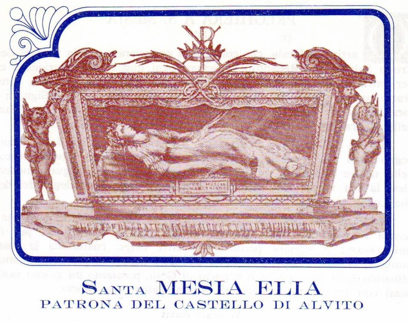 Sainte Mesia Elia