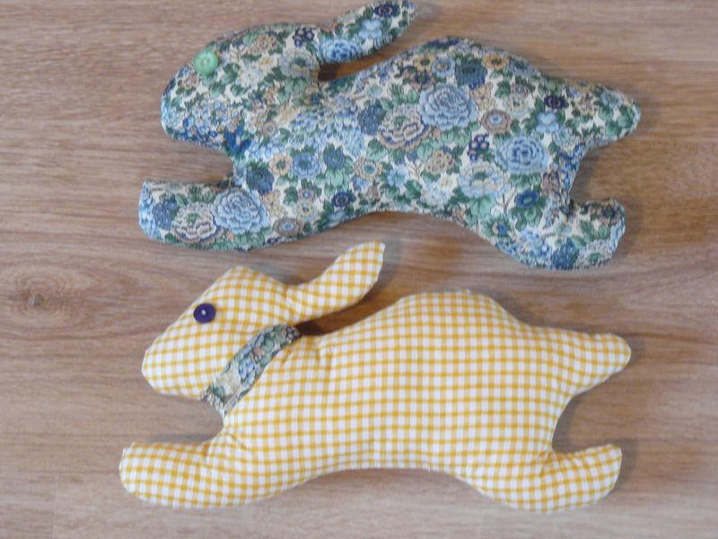 La famille lapins