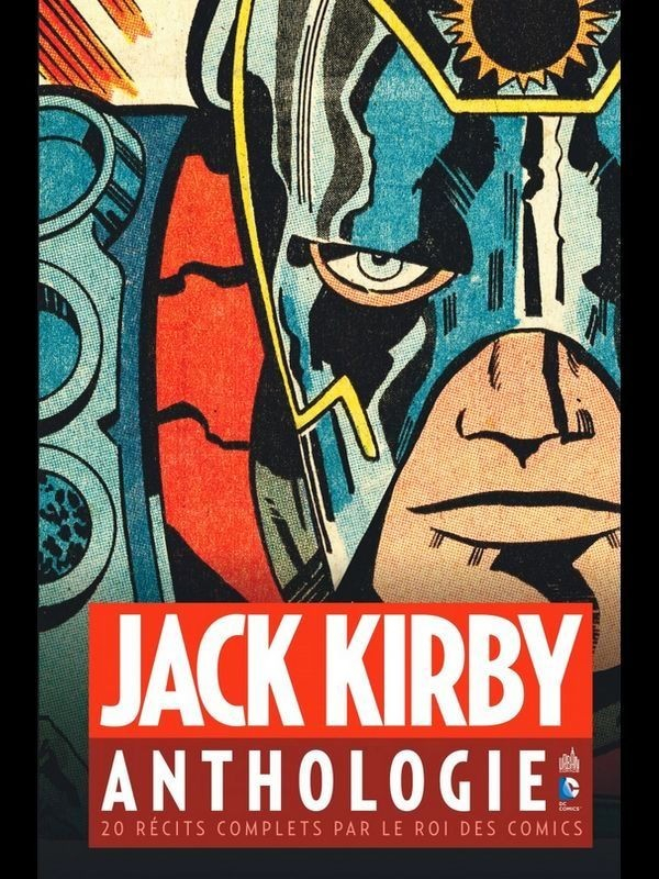 anthologie jack kirby