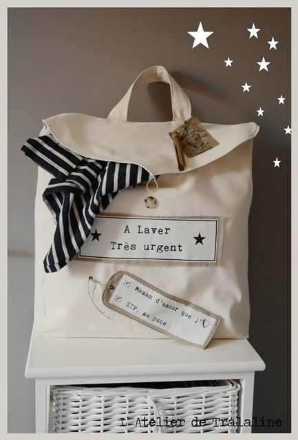DIY SAC A LINGE MESSAGER (1)
