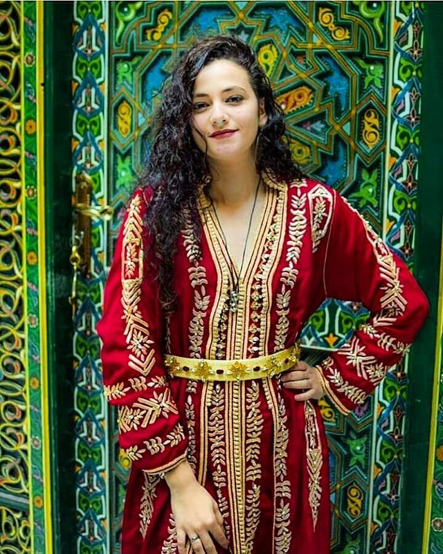 Caftan Takchita moderne pour femmes