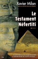 le testament de nefertiti