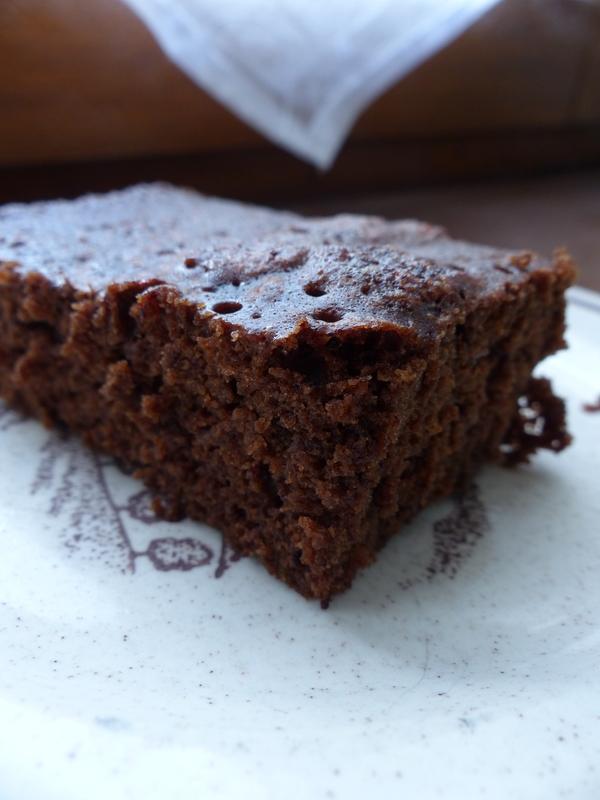 Gâteau choco micro-onde