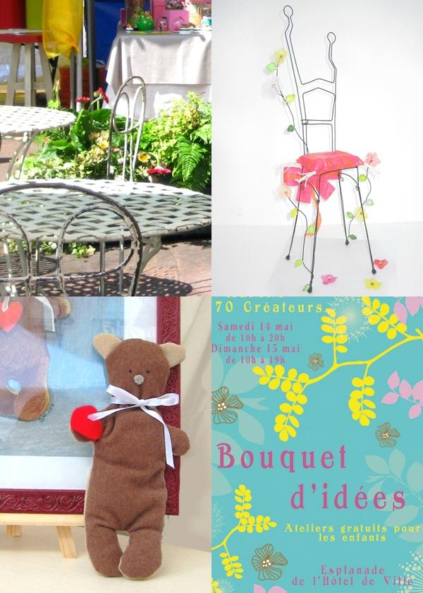 2011 Bouquet d'idees Issy-les-moulineaux printemps