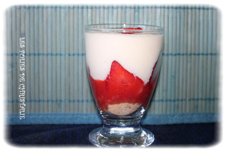 Tiramisu fraises 2