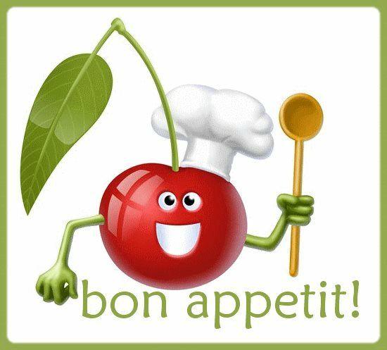 Bonne Appetit A Tous Bienvenue Chez Minouchapassion