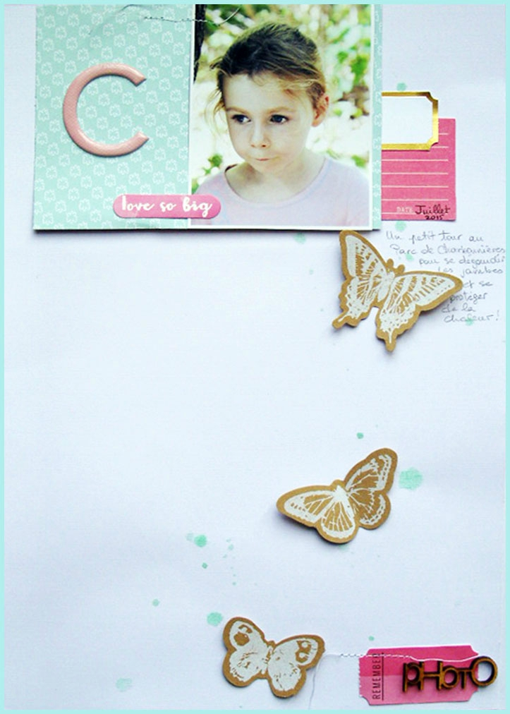 "DT Sagapo Scrap - Page / Layout ""Photo"""