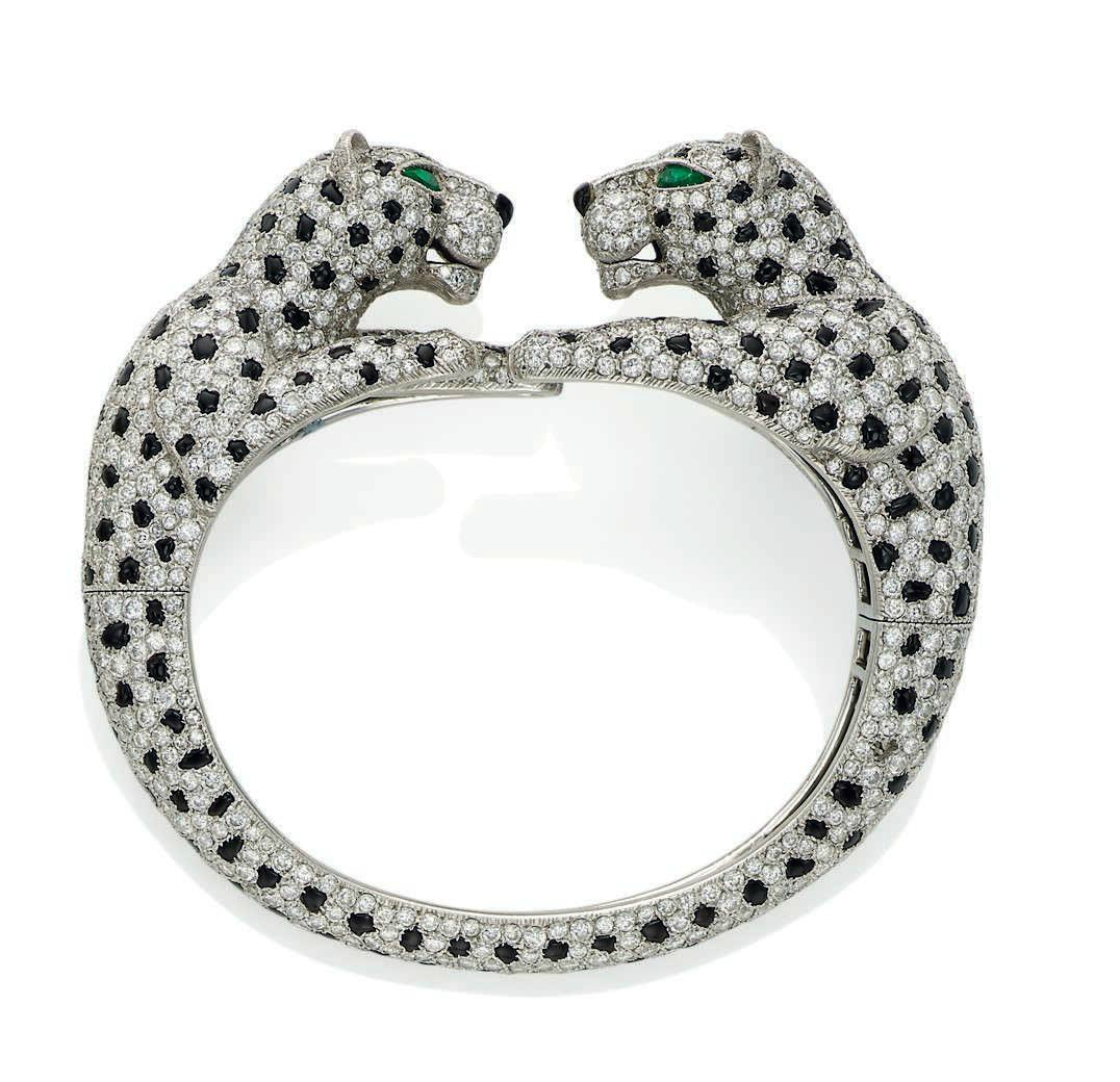 Cartier S Wild Cats At Christie S Geneva Magnificent Jewels 10