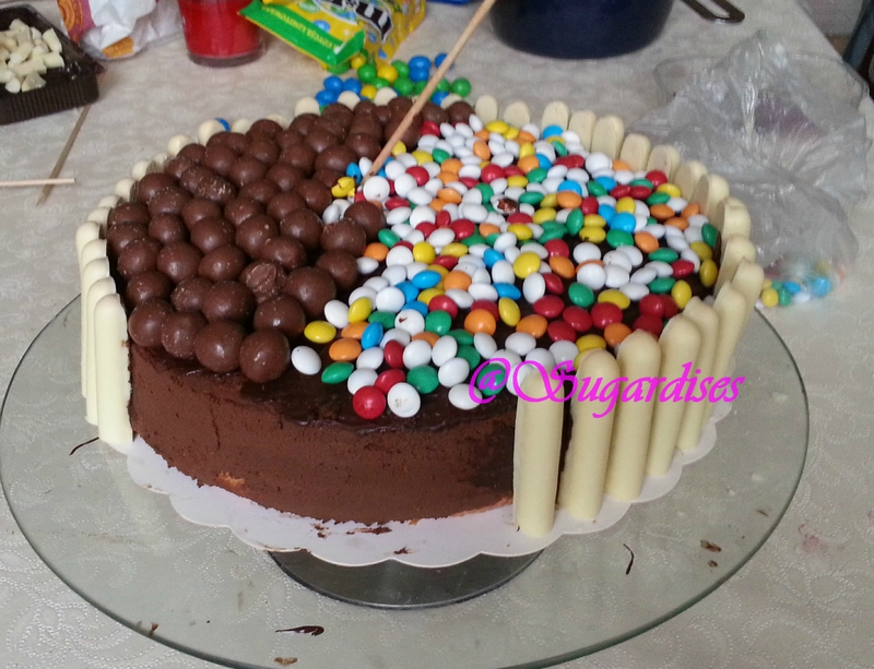Gateau suspendu comment faire