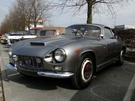 Lancia flaminia zagato ss 1963 salon champenois du véhicule de collection de Reims 2011 1