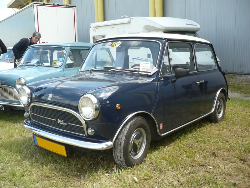 INNOCENTI Mini 1001 Madine (1)