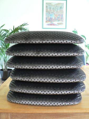 galettes chaise tissu lelievre