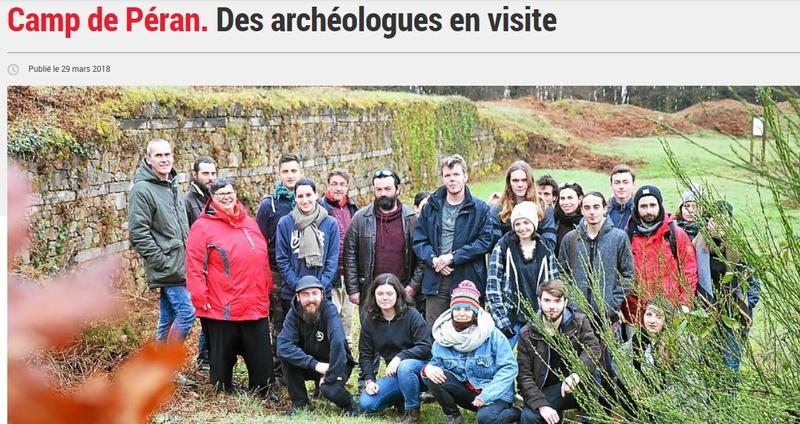 PLEDRAN - Archéologie 2018 - 01