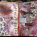 De nouvelles pages d'aj wanderlust - more wanderlust pages...