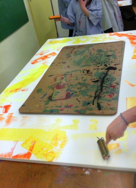 359-Personnages Animaus Monstres-Cache-cache peinture sur bois en élémentaire (23)