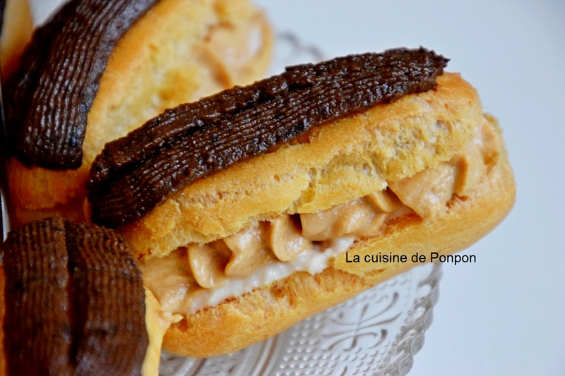Eclairs thoionade et toast (13)