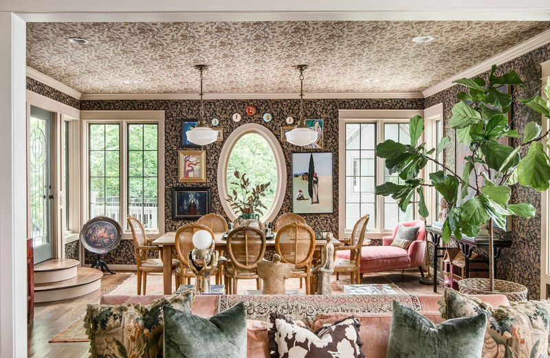 Louisa Pierce's Vintage Eclectic Nashville Home is For Sale TheNordroom (62)