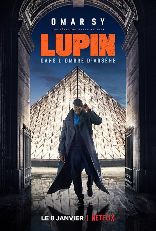 Lupin P1 affiche