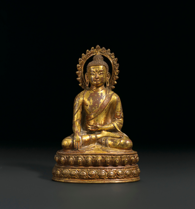 2019_CKS_17114_0061_003(a_rare_gilt-bronze_figure_of_shakyamuni_ming_dynasty_15th_century_or_e)