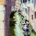 Venise, en famille..