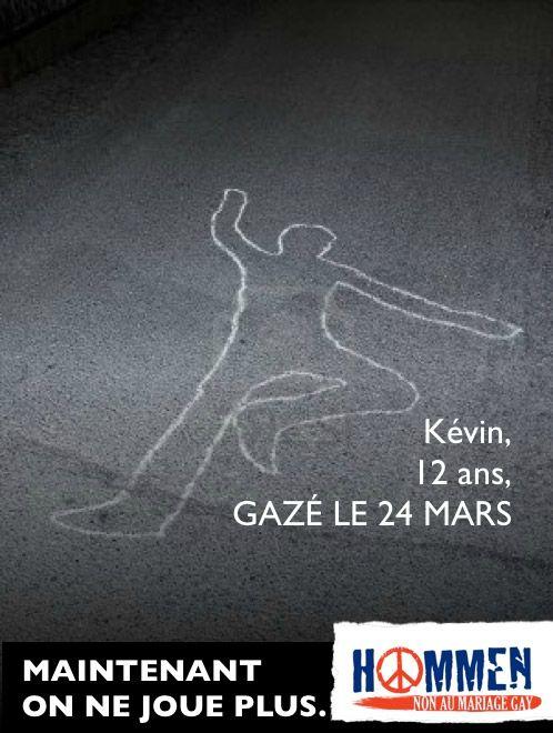 Hommen-affiche-Gaze-Paris-Kevin