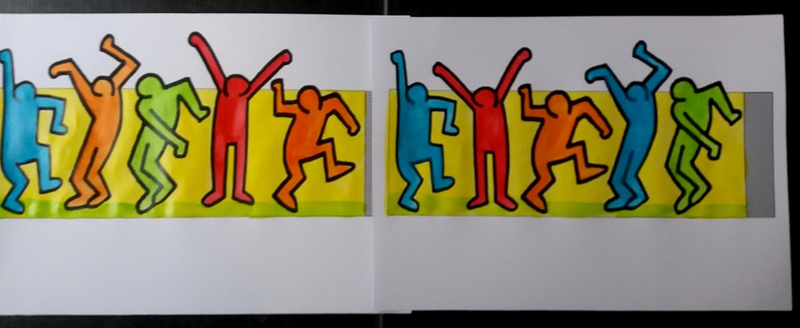 343-Couronnes-Couronne Keith Haring (15)