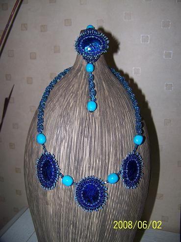 Abalone bleu !