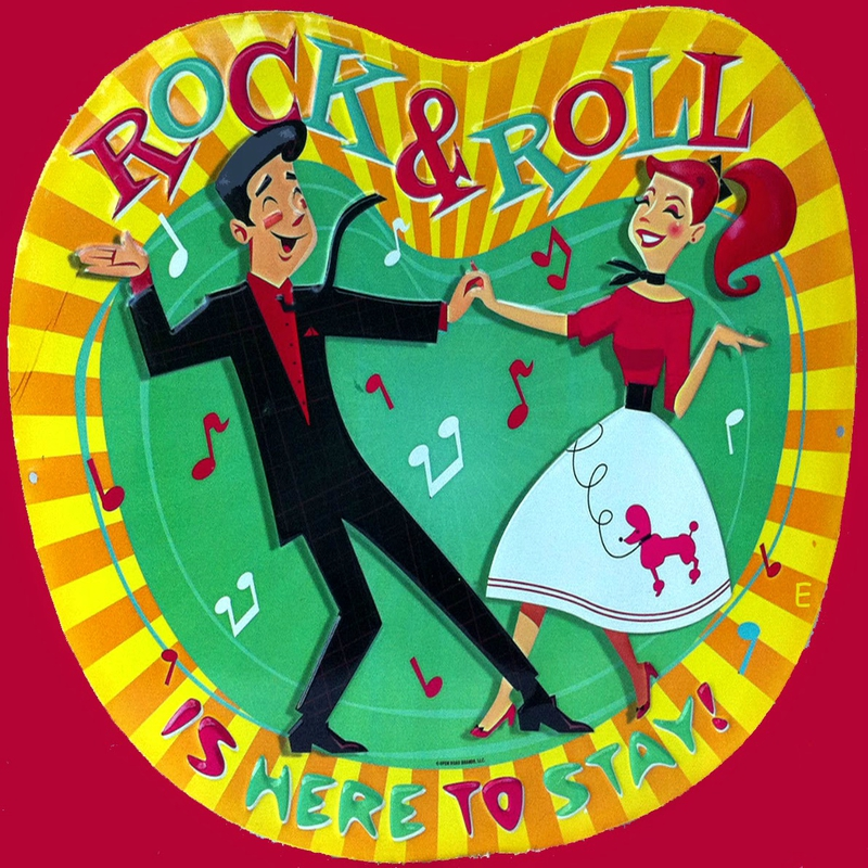 Rock & Roll Is Here To Stay! (1)