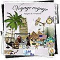 Voyage, voyage...collab avec wen ptit bouchon et titi82