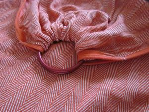 sling didymos lisca orange