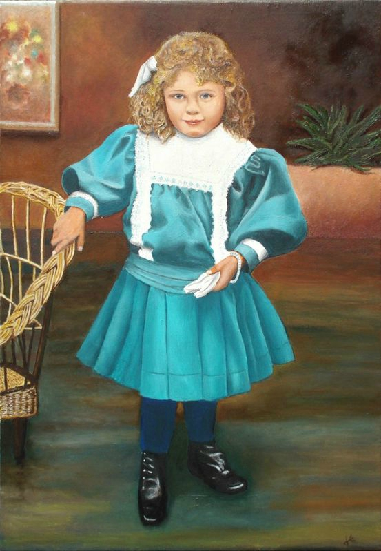 2011-Portrait d'avant-hier-38x55