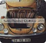 sunny summer challenge