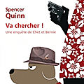 Va chercher ! (dog on it) - spencer quinn