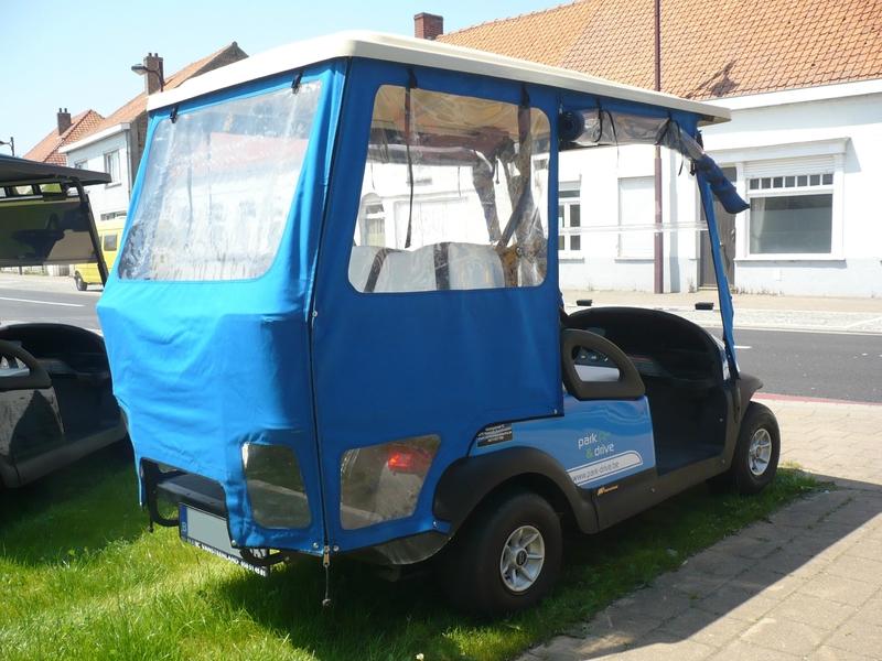 CLUB CAR Precedent voiturette de golf électrique Oostduinkerke (2)