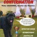 Confirmation Victor de la dullague
